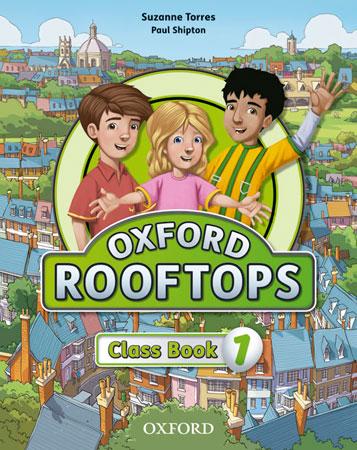 ROOFTOPS CLASS BOOK 1 (ES)