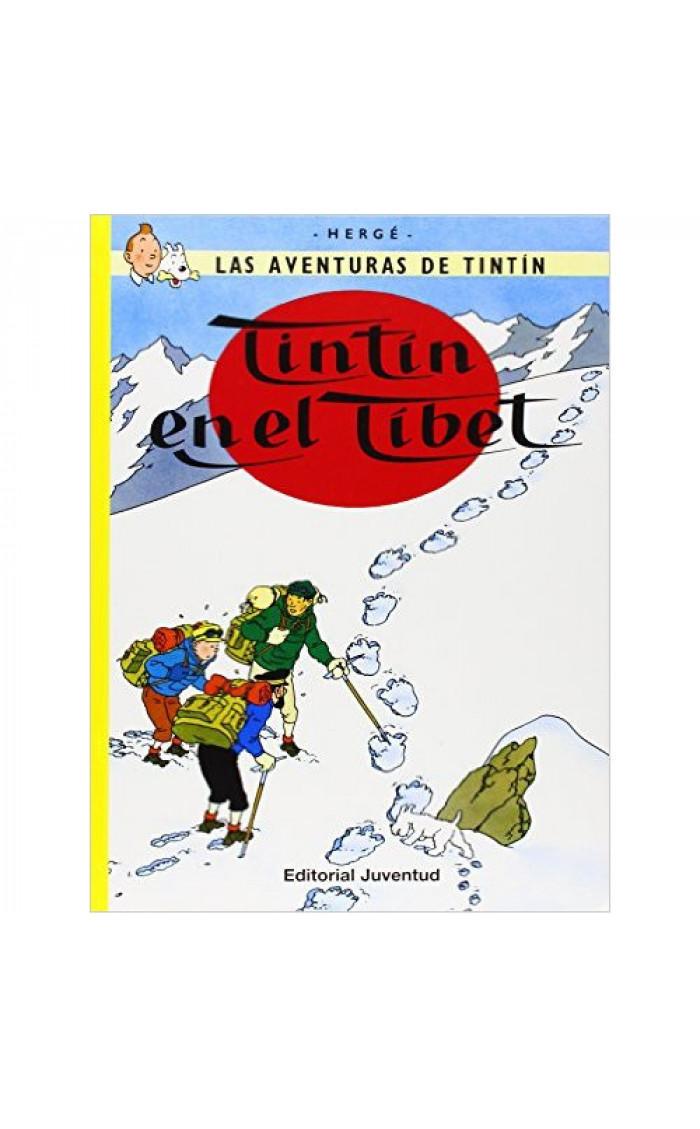 LAS AVENTURAS DE TINTIN 20 TINTIN EN EL TIBET