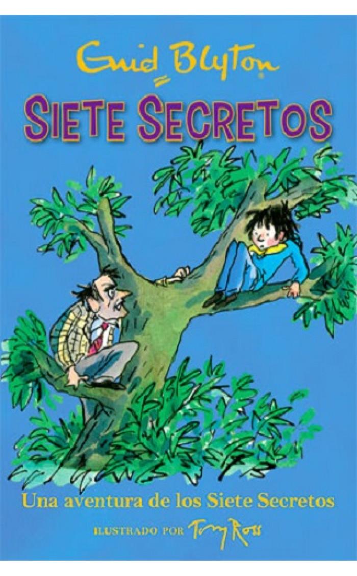 SIETE SECRETOS 2 UNA AVENTURA DE LOS SIETE SECRETOS