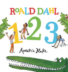 1 2 3 ROALD DAHL