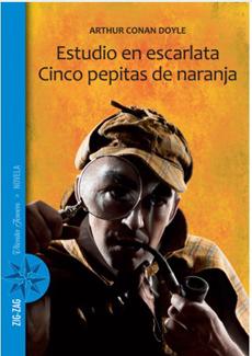 ESTUDIO EN ESCARLATA / CINCO PEPITAS DE NARANJA ZIG ZAG EMPRESA EDITORA ZIG-ZAG SA
