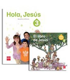 RELIGION 3 BASICO HOLA JESUS