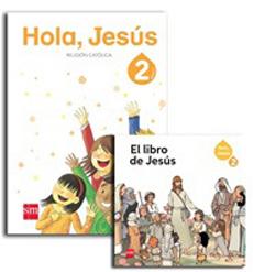 RELIGION 2 BASICO HOLA JESUS