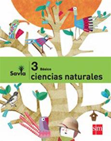 CIENCIAS NATURALES 3 BASICO PROYECTO SAVIA
