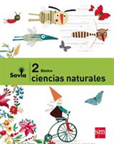CIENCIAS NATURALES 2 BASICO PROYECTO SAVIA