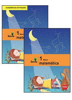 MATEMATICA 1 BASICO PROYECTO SAVIA