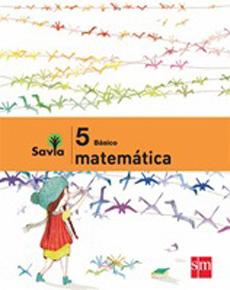 MATEMATICA 5 PROYECTO SAVIA