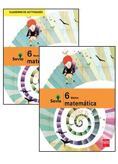 MATEMATICAS 6 PROYECTO SAVIA