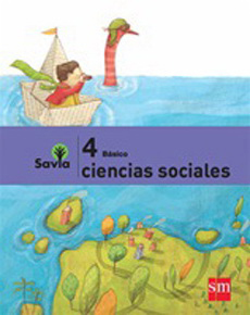 CIENCIAS SOCIALES 4 BASICO PROYECTO SAVIA
