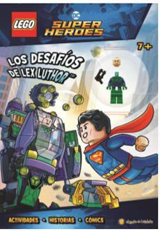 LEGO DC SUPER HEROES LOS DESAFIOS DE LEX LUTHOR
