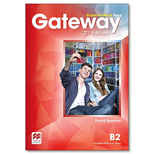 GATEWAY B2 STUDENT BOOK SECOND EDITION