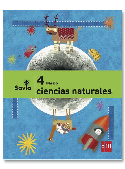 CIENCIAS NATURALES 4 BASICO PROYECTO SAVIA