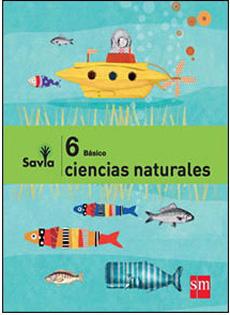 CIENCIAS NATURALES 6 BASICO PROYECTO SAVIA
