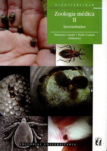 ZOOLOGIA MEDICA II INVERTEBRADOS EDITORIAL