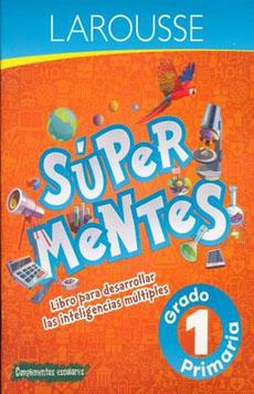 SUPER MENTES PRIMARIA 1