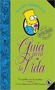 BART SIMPSON GUIA PARA LA VIDA