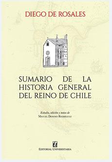 SUMARIO DE LA HISTORIA GENERAL DEL REINO DE CHILE