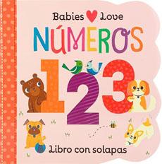 NUMEROS BABIES LOVE