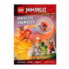 LEGO NINJAGO PERFECTOS ENEMIGOS