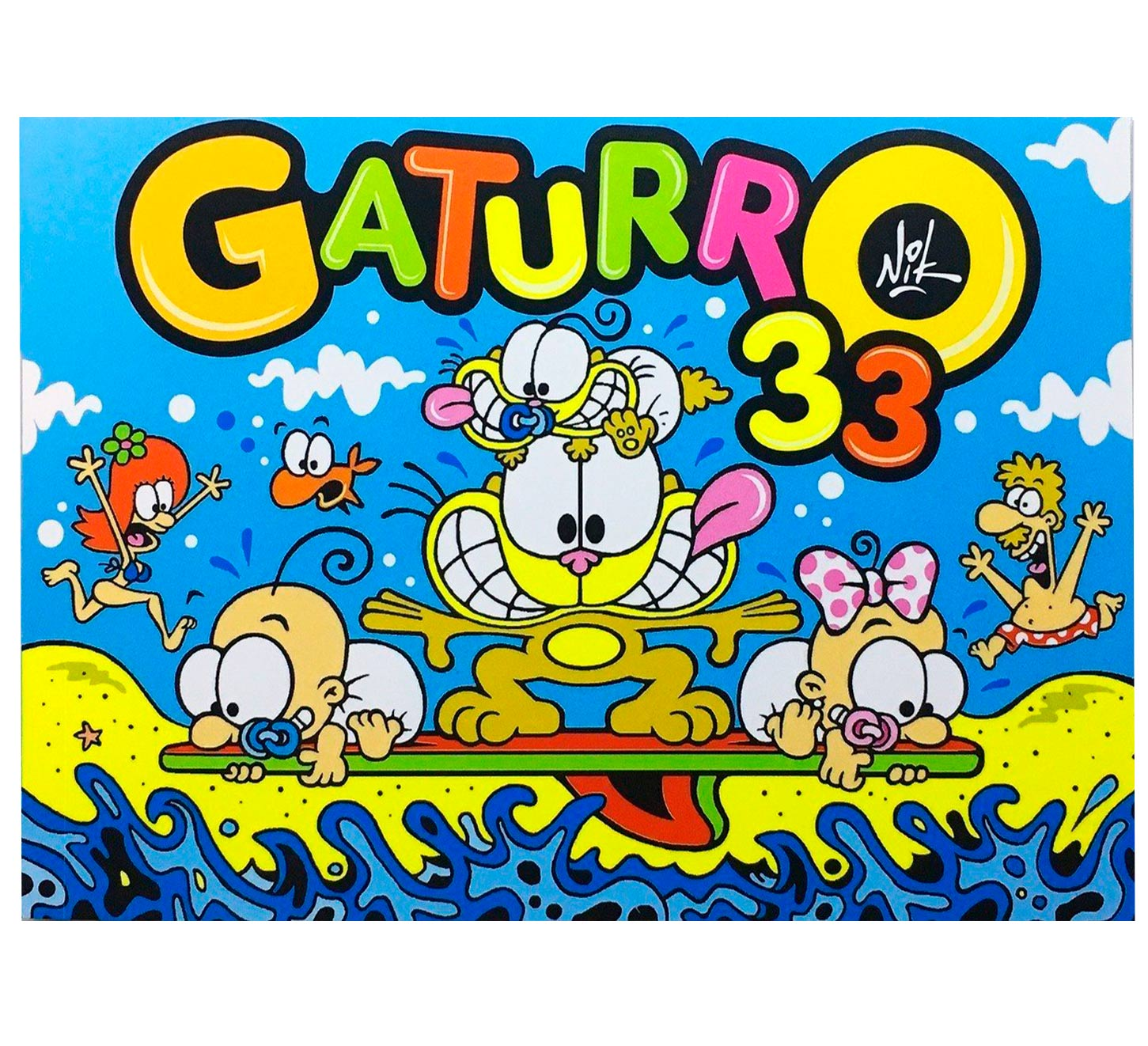GATURRO 33 SUDAMERICANA