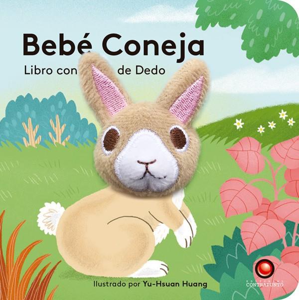 BEBE CONEJA LIBRO CON TITERE DE DEDO