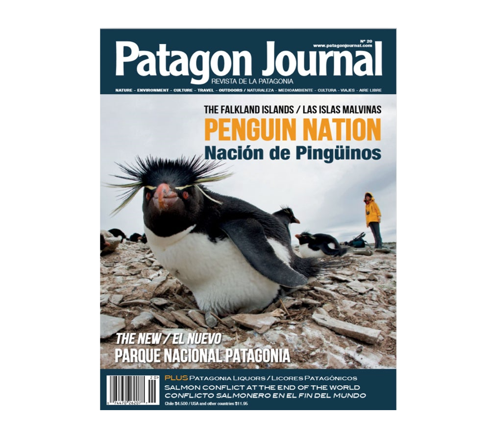 REVISTA 20 PATAGON JOURNAL PATAGON JOURNAL