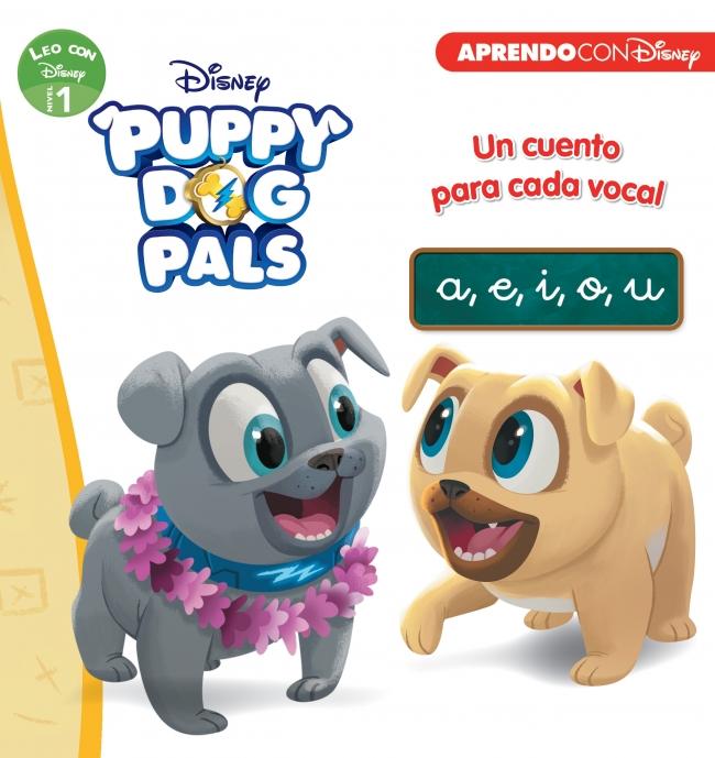 PUPPY DOG PALS UN CUENTO PARA CADA VOCAL