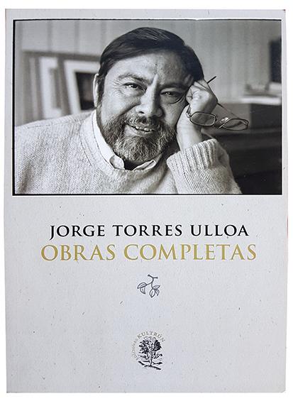 OBRAS COMPLETAS JORGE TORRES ULLOA