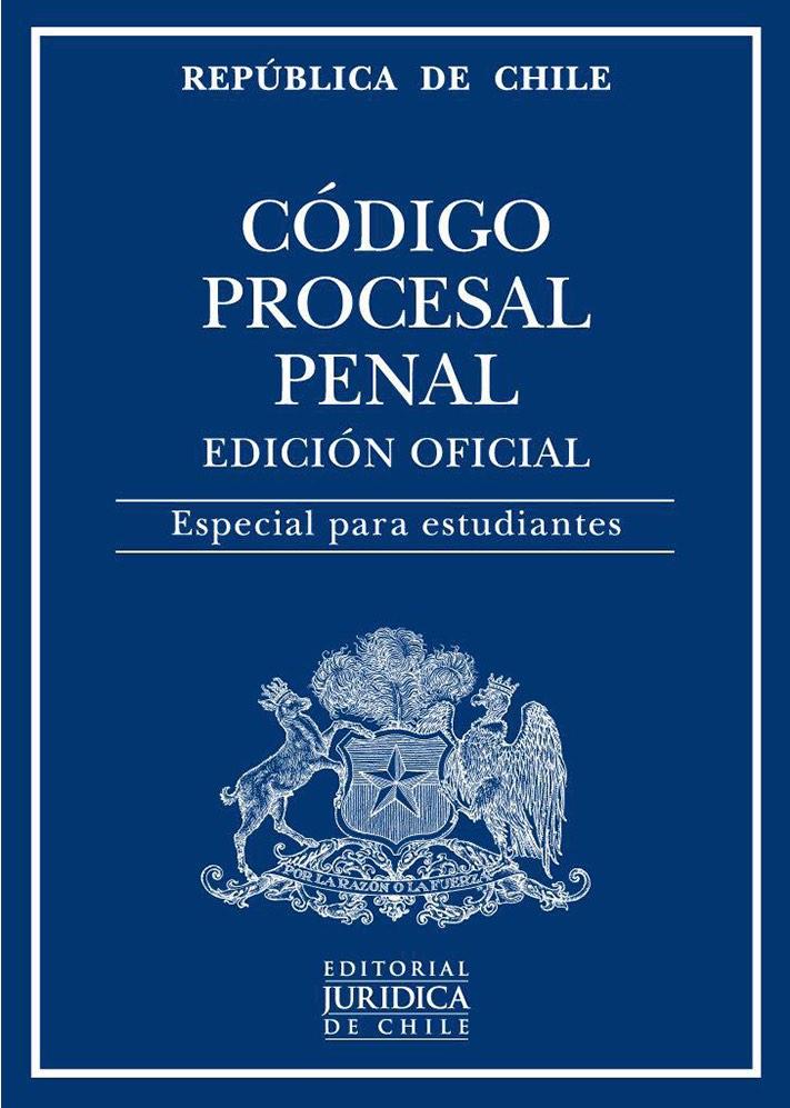 CODIGO PROCESAL PENAL ESTUDIANTES