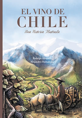EL VINO DE CHILE TAPA DURA