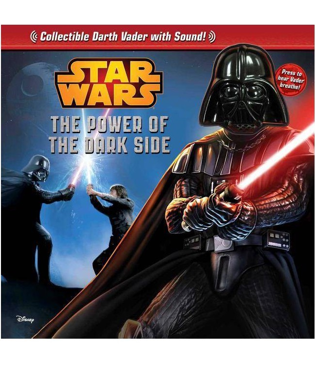 STAR WARS THE POWER OF THE DARK SIDE