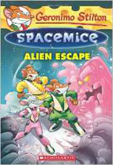 GS SPACEMICE 1 ALIEN ESCAPE
