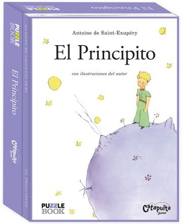 EL PRINCIPITO PUZZLE BOOK