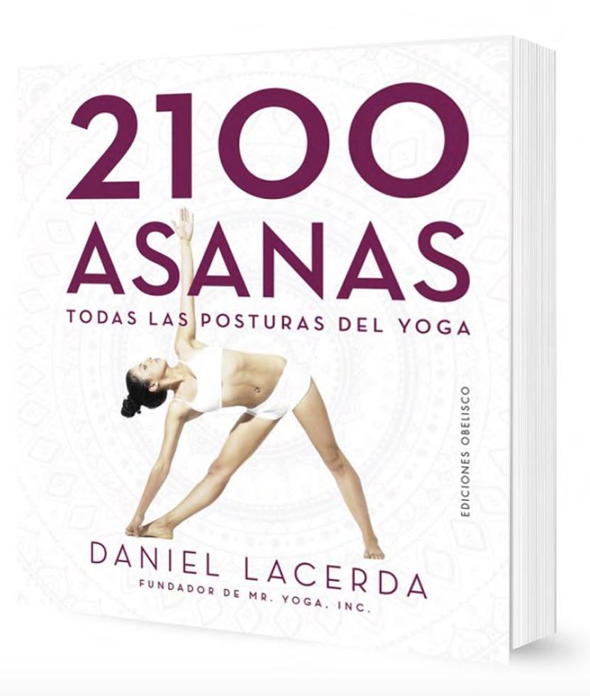2100 ASANAS TODAS LAS POSTURAS DEL YOGA