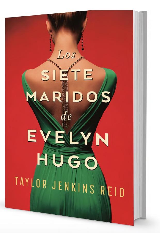 Los Siete Maridos De Evelyn Hugo Libreria Mackay