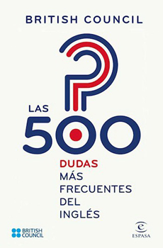 LAS 500 DUDAS MAS FRECUENTES DEL INGLES