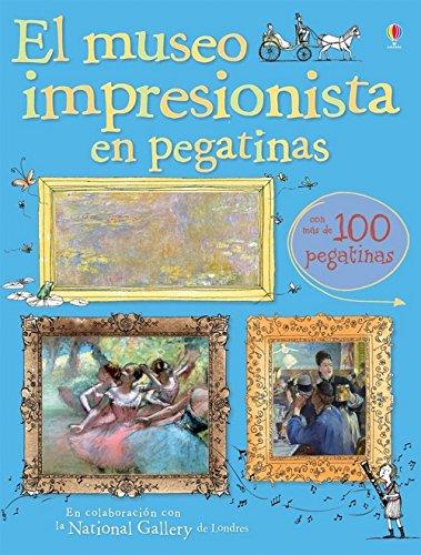 EL MUSEO IMPRESIONISTA EN PEGATINAS