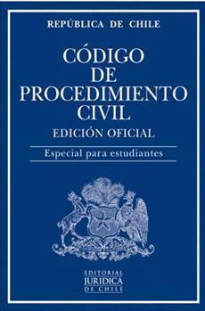 CODIGO DE PROCEDIMIENTO CIVIL ESTUDIANTES