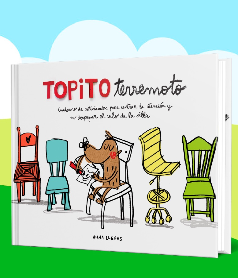 TOPITO TERREMOTO CUADERNO DE ACTIVIDADES