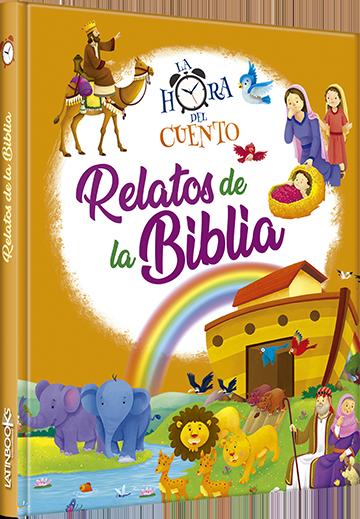 LA HORA DEL CUENTO RELATOS DE LA BIBLIA