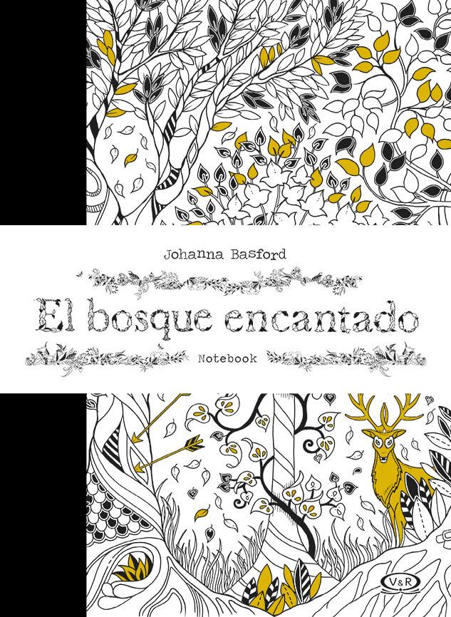 EL BOSQUE ENCANTADO NOTEBOOK