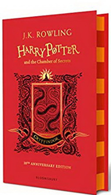 HARRY POTTER 2 AND THE CHAMBER OF SECRETS GRYFFINDOR
