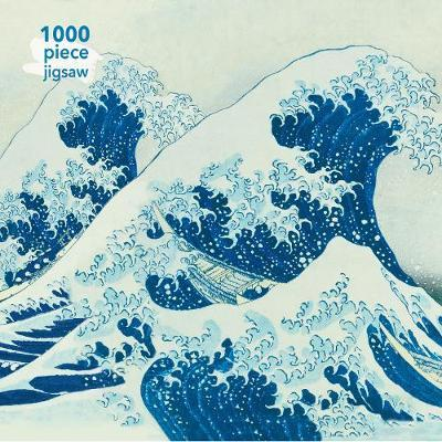 PUZZLE HOKUSAI THE GREAT WAVE