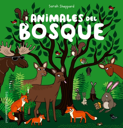 ANIMALES DEL BOSQUE
