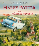 HARRY POTTER 2 Y LA CAMARA SECRETA ILUSTRADO TD
