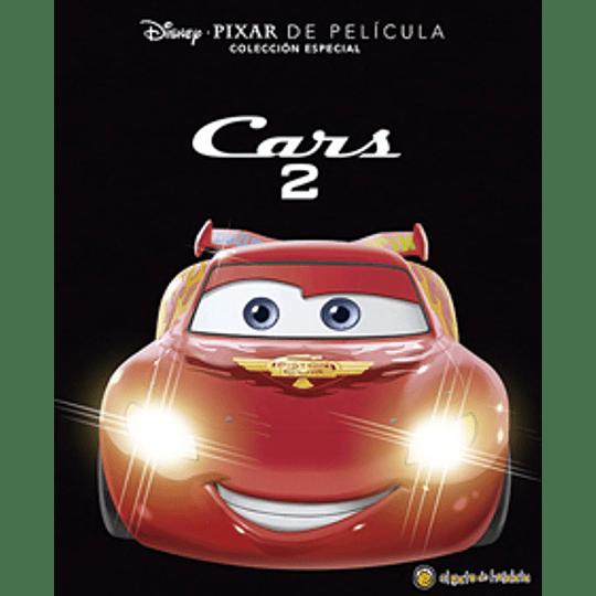 CARS 2 DISNEY PIXAR DE PELICULA