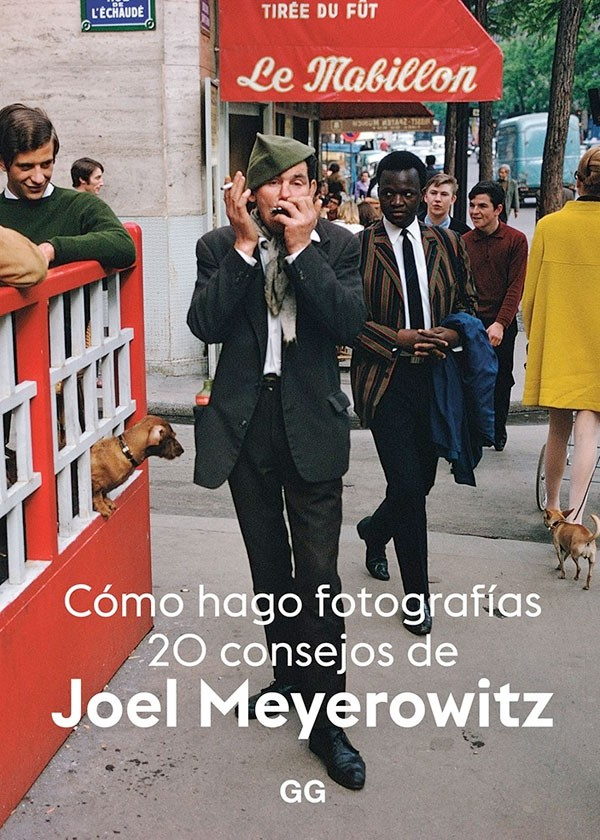 COMO HAGO FOTOGRAFIAS 20 CONSEJOS DE JOEL MEYEROWITZ