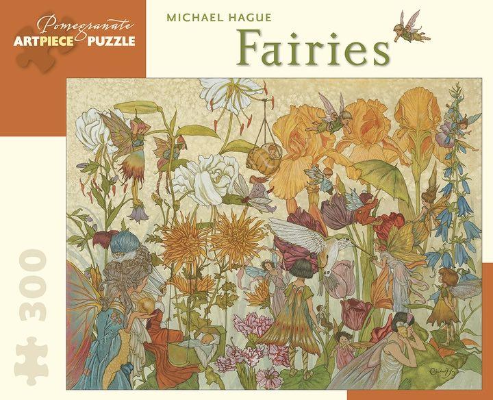 PUZZLE MICHAEL HAGUE FAIRIES