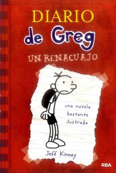 DIARIO DE GREG 1 UN RENACUAJO RUSTICA