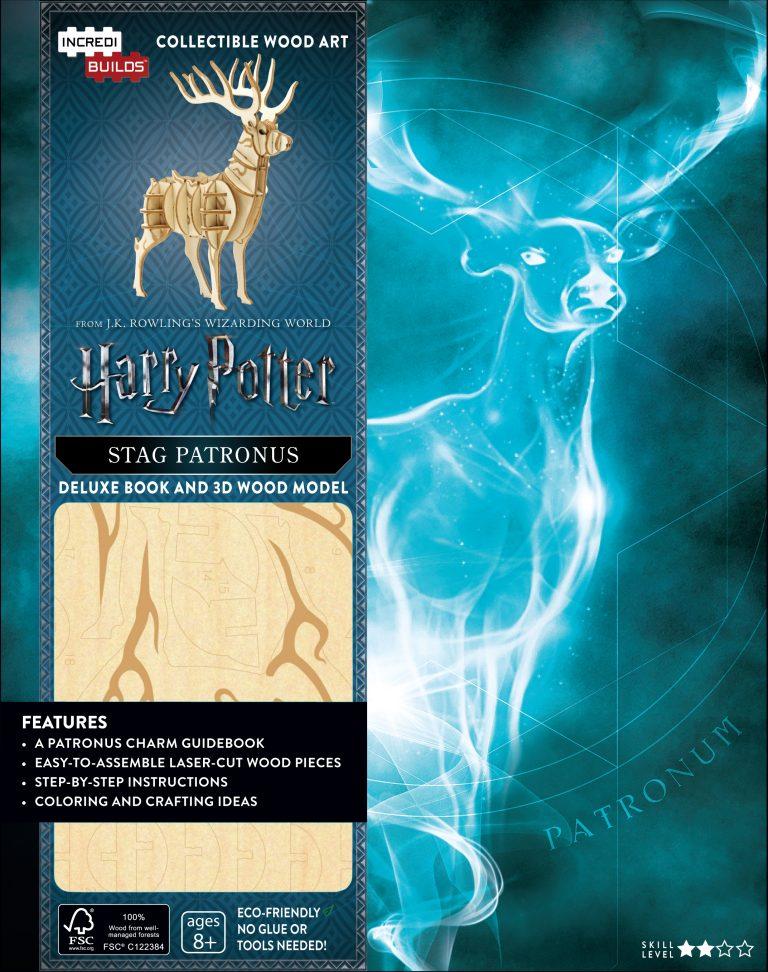HARRY POTTER STAG PATRONUS